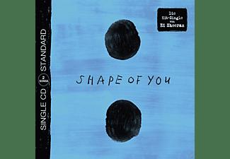 Ed Sheeran - Shape Of You  - (5 Zoll Single CD (2-Track))