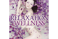 VARIOUS - Relaxation & Wellness Lounge [CD]
