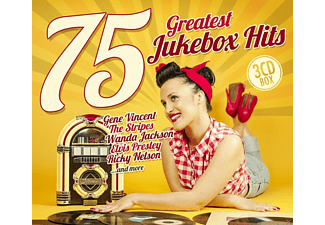 VARIOUS - 75 Greatest Jukebox Hits - (CD)