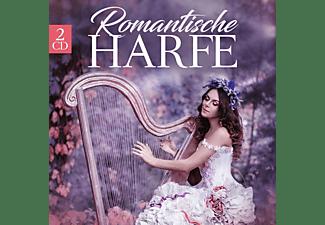 Oscars Krasauskis, Anna Lelkes - Romantische Harfe  - (CD)