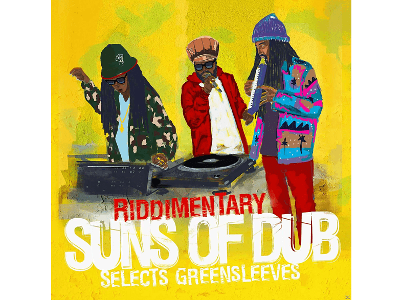 VARIOUS - Riddimentary-Suns Of Dub Selects Greensleeves [CD]