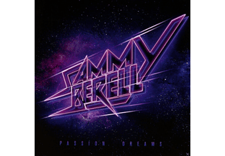 Sammy Berell - Passion Dreams  - (CD)
