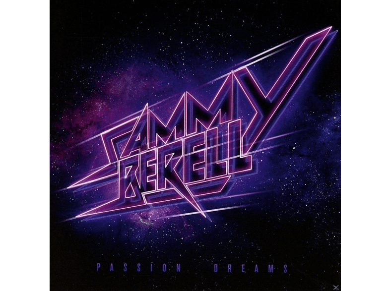 Sammy Berell - Passion Dreams [CD]
