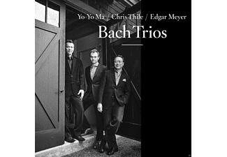 Edgar Meyer, Chris Thile, Yo-Yo Ma - Bach Trios - (CD)