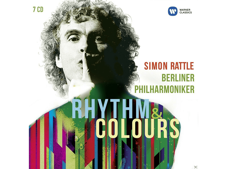 Berliner Philharmoniker - Rhythm & Colours [CD]