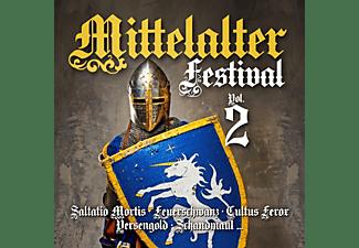 VARIOUS - Mittelalter Festival Vol.2  - (CD)