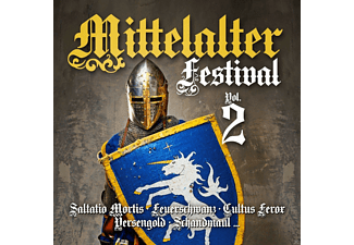 VARIOUS - Mittelalter Festival Vol.2 - (CD)