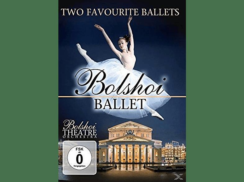 The Bolshoi Theatre Orchestra - Bolshoi-Ballet Two Favorites Ballets [DVD]