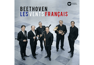 Emmanuel Pahud, Les Vents Francais - Kammermusik (für Bläserensemble)  - (CD)