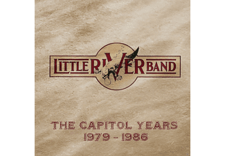 River Band Little - The Capitol Years 1979-1986  - (CD)