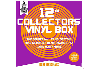 "The Source, Candi Station, Mike Nero, Bencmark Noyz, VARIOUS - 12"" Collector s Vinyl Box  - (Vinyl)"