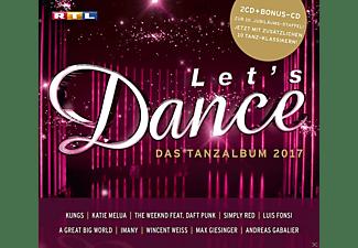 VARIOUS - Let's Dance-Das Tanzalbum 2017 (Inkl.Bonus CD)  - (CD)