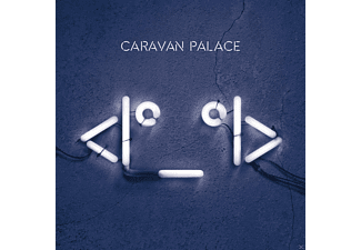 Caravan Palace - <lt/>I°_°I<gt/> (2LP 180g)  - (Vinyl)