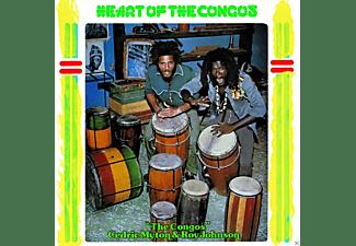 The Congos - Heart Of The Congos (40th Anniversary 3LP Edition)  - (Vinyl)