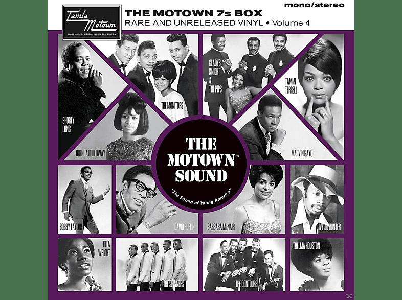 VARIOUS - THE MOTOWN 7S BOX VOL.4 (LTD.EDT.) [Vinyl]