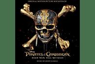 Geoff Zanelli - Fluch Der Karibik 5 (Pirates Of The Caribbean 5)  [CD]