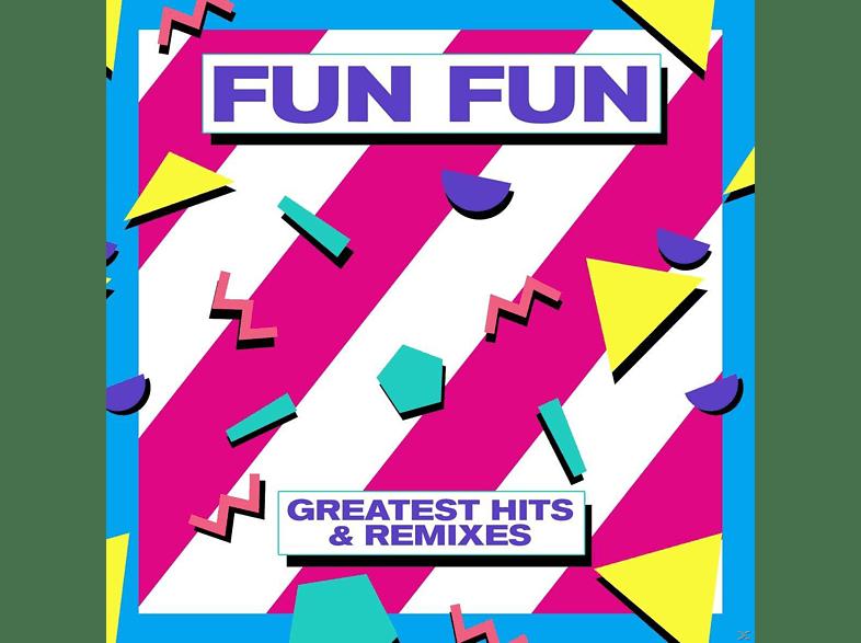 Fun Fun - GREATEST HITS & REMIXES [CD]