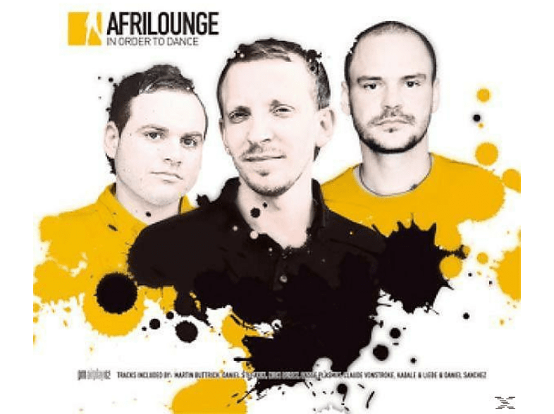 VARIOUS - In Order To Dance (Mixed By Afrilounge) [CD]