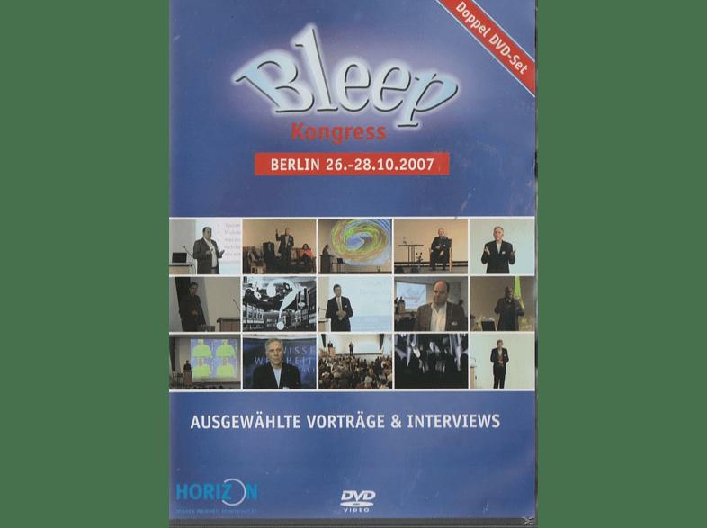 Bleep - Kongress 2007 [DVD]