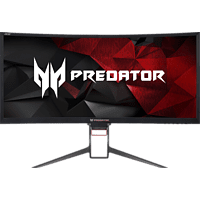 ACER Predator Z35P 35 Zoll UWQHD Gaming Monitor (4 ms Reaktionszeit, G-SYNC, 100 Hz)