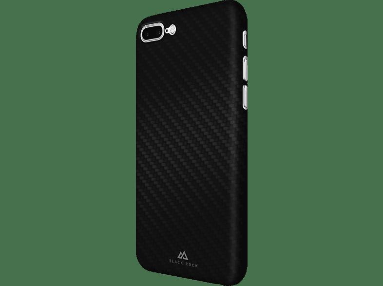 BLACK ROCK Ultra Thin Iced , Backcover, Apple, iPhone 7 Plus, Polypropylen, Flex Carbon
