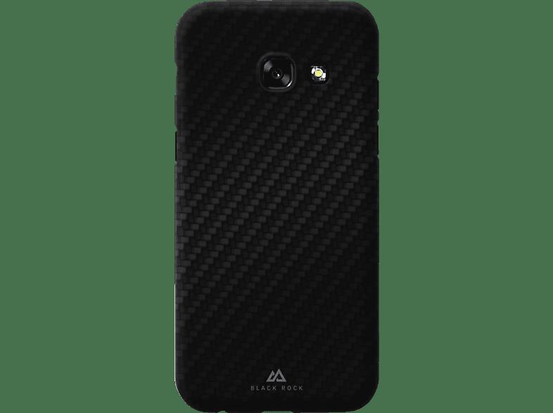BLACK ROCK Flex Carbon Ultra Thin Iced , Backcover, Samsung, Galaxy A3, Polypropylen, Flex Carbon/Schwarz