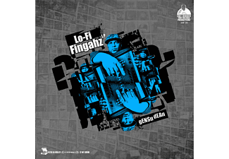 Gensu Dean - Lo-Fi Fingahz  - (CD)
