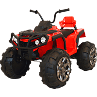 JAMARA KIDS Ride-on Quad Protector 12V Ride-on Quad, Rot