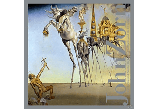 John Zorn - On The Torment Of Saints. The Casting Of Spells And The Evocation Of Spirits  - (CD)