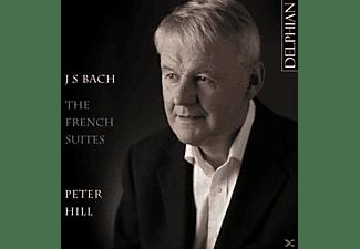 Peter Hill - Französische Suiten  - (CD)