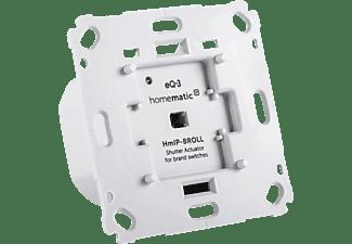 HOMEMATIC IP Rollladenaktor für Markenschalter, grau (151322A0)