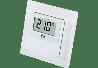 HOMEMATIC IP Temperatur- und Luftfeuchtigkeitssensor mit Display 150180A0 150180A0 Weiß