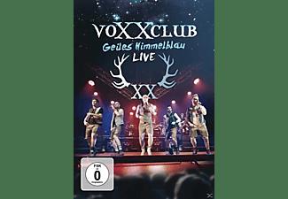 Voxxclub - Geiles Himmelblau-Live  - (DVD)