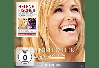 Helene Fischer - So Wie Ich Bin (Platin Edition-Limited)  - (CD + DVD Video)