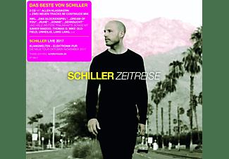 Schiller - Zeitreise – Das Beste von Schiller (Limited Deluxe)  - (CD)