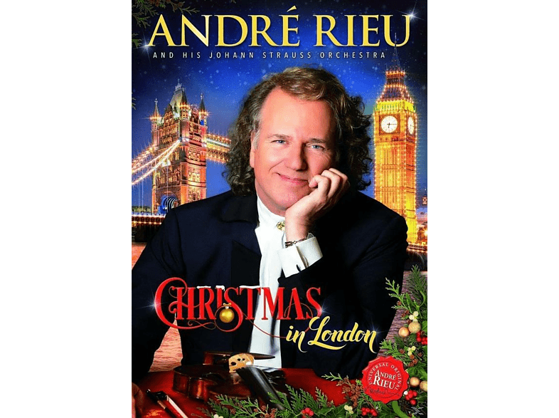 André Rieu - Christmas In London [DVD]
