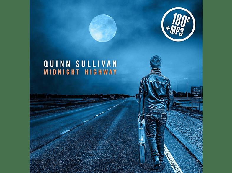 Quinn Sullivan - Midnight Highway (180 Gr.LP+MP3) [LP + Download]