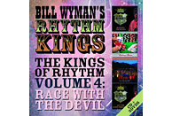 Bill Wyman's Rhythm Kings - The Kings Of Rhythm Vol.4: Race With The Devil [CD + DVD Video]