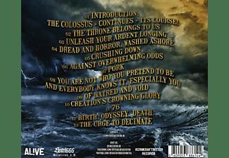 Devastator - The Throne Belongs To Us  - (CD)