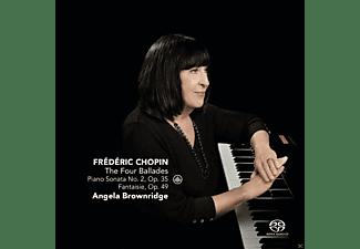 Angela Brownridge - The Four Ballades  - (CD)
