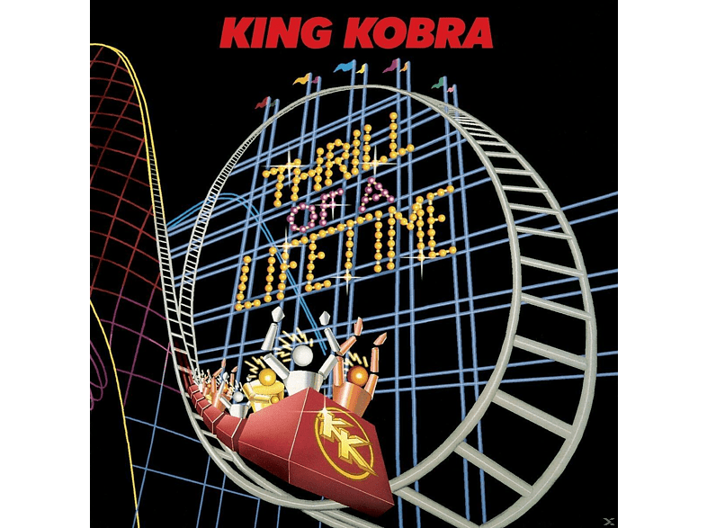King Kobra - Thrill Of A Lifetime (Lim.Collector's Edition) [CD]