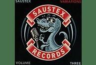 VARIOUS - The Saustex Variations Vol.3 [CD]