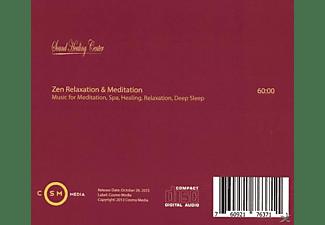 Sound Healing Center - Zen Relaxation & Meditation  - (CD)