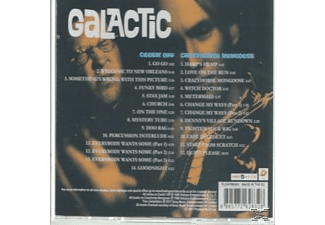 Galactic - Crazyhorse Mongoose/Cooling Off  - (CD)