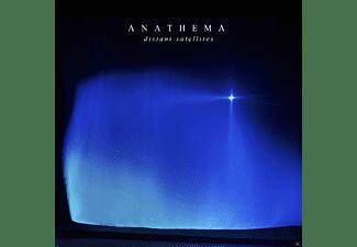 Anathema - DISTANT SATTELITES  - (CD + DVD Video)