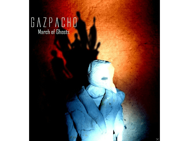 Gazpacho - MARCH OF GHOSTS [CD]