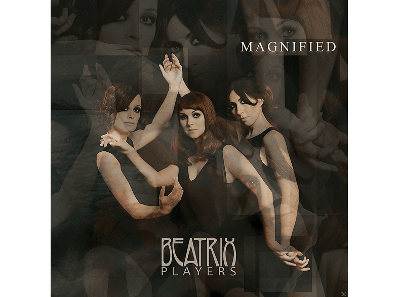 Beatrix Players - MAGNIFIED [CD]