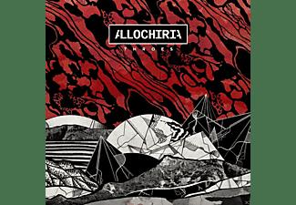 Allochiria - THROES  - (CD)