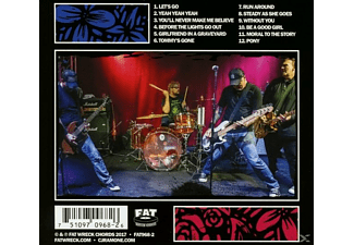 Cj Ramone - AMERICAN BEAUTY  - (CD)