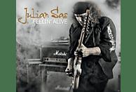 Julian Sas - Feelin' Alive [CD]